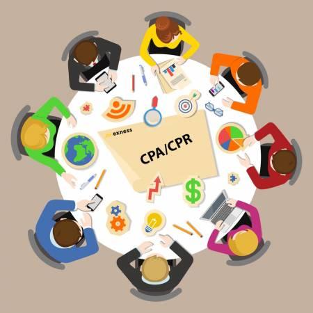 تكلفة الإجراء (CPA) - برنامج التكلفة لكل تسجيل (CPR) لشركاء Exness