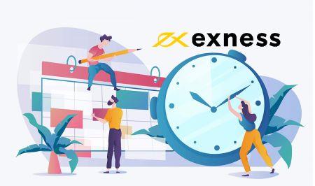 ما هو أفضل وقت في اليوم للتداول في أسواق Forexفي Exness