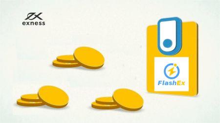 الإيداع والسحب على Exness باستخدام FlashEx في الصين