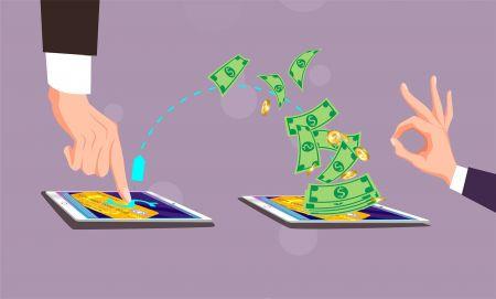الإيداع والسحب على Exness باستخدام التحويل المصرفي عبر الإنترنت في نيجيريا