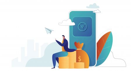الإيداع والسحب على Exness باستخدام التحويل المصرفي دون الاتصال بالإنترنت في كمبوديا