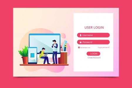 كيفية فتح حساب وتسجيل الدخول إلى Exness