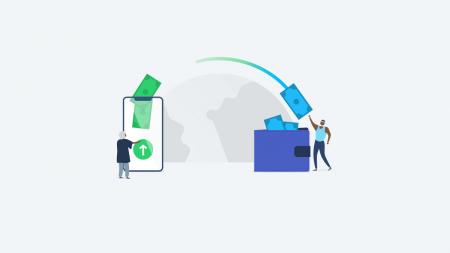 الإيداع والسحب على Exness باستخدام التحويل المصرفي عبر الإنترنت في المكسيك
