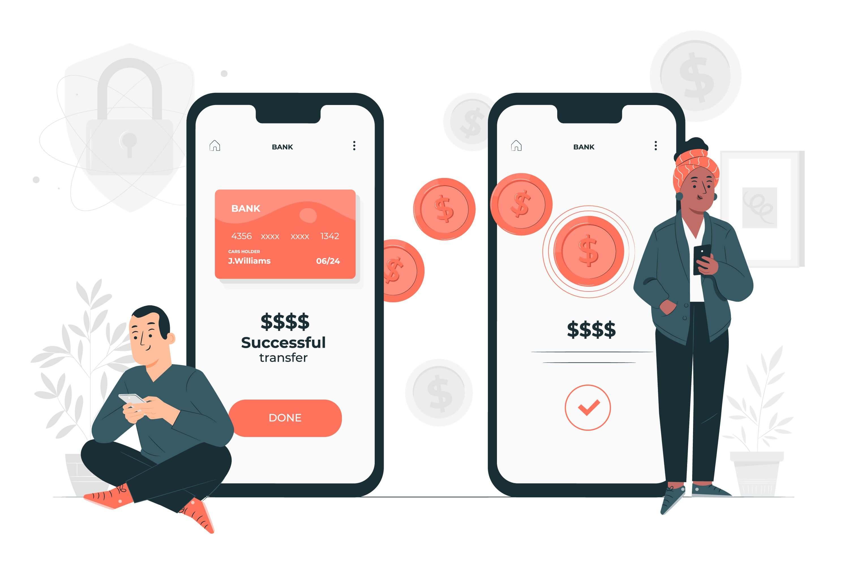 الإيداع والسحب باستخدام Mobile Money على Exness