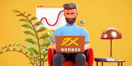 كيفية فتح حساب تداول في Exness