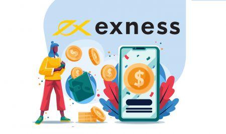 كيفية تسجيل الدخول وسحب الأموال من Exness